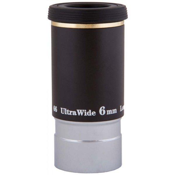 Окуляр Sky-Watcher WA 66° 6 мм, 1,25