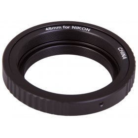 Т-кольцо Sky-Watcher для камер Nikon M48 модель 67887