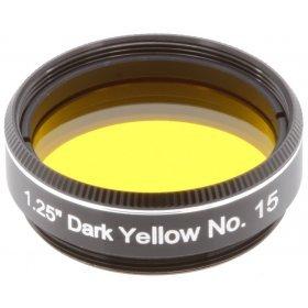 Светофильтр Explore Scientific темно-желтый №15, 1,25